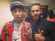 M.Pokora : rencontre avec Pharrell Williams!